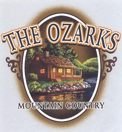 Ozark Tee shirt