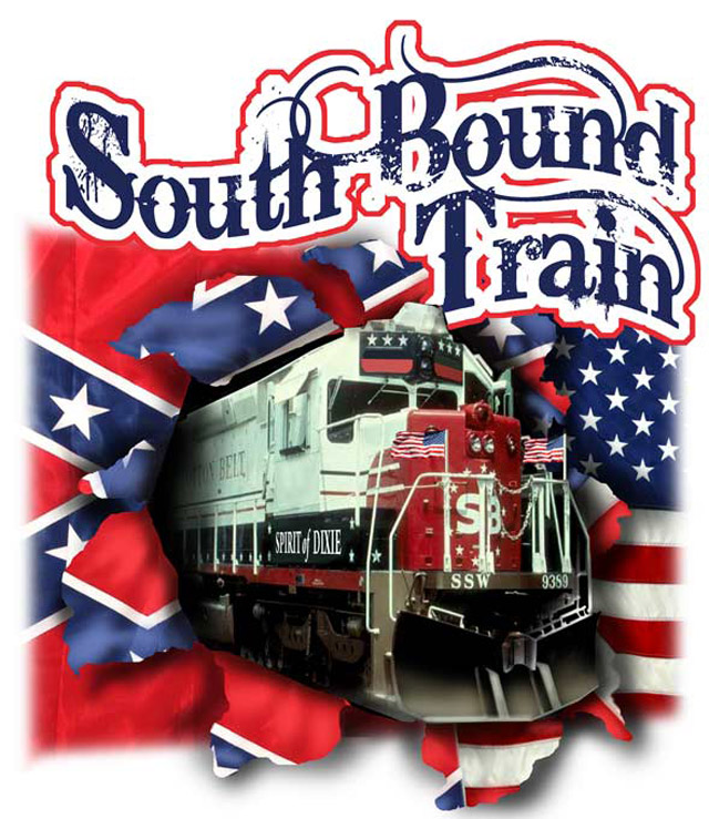 South Bound Train Logo