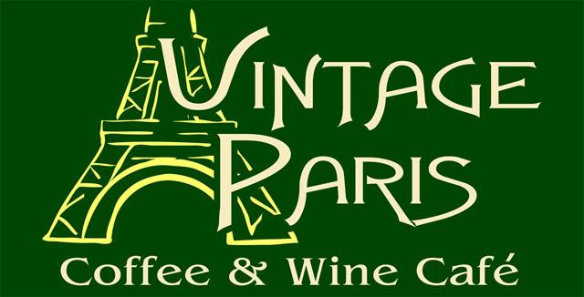 Vintage Paris logo