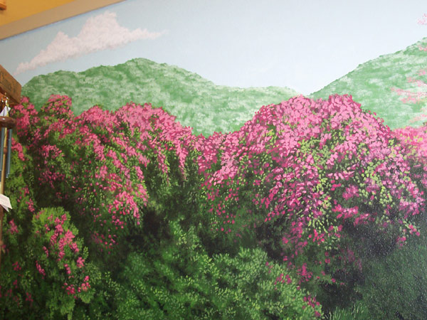 Branson Mill Mural picture 3