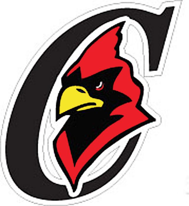 Cardinal Decal for Cap