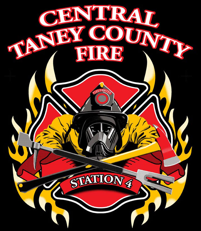 Central Fire Station Tee