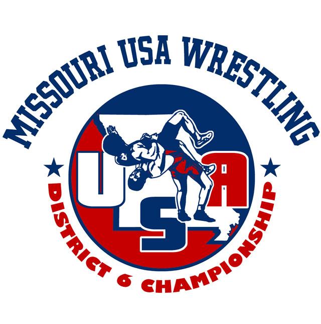 Missouri USA Wrestling Dist 6 Championship
